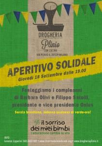 aperitivo 18 sept 14