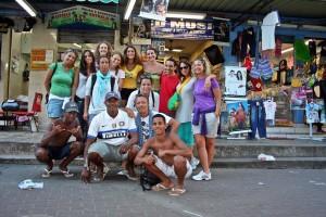 349 Rio de Janeiro - Favela Rocinha con Associazione Onlus Il sorriso dei miei bambini 22ago12