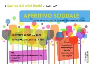Invito Aperitivo Solidale(1)