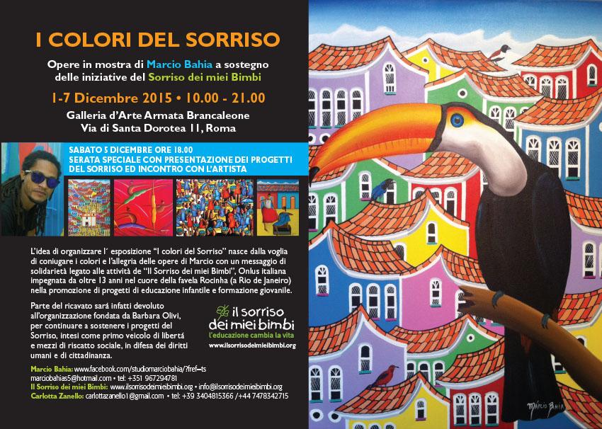 Flyer I COLORI-Roma.indd