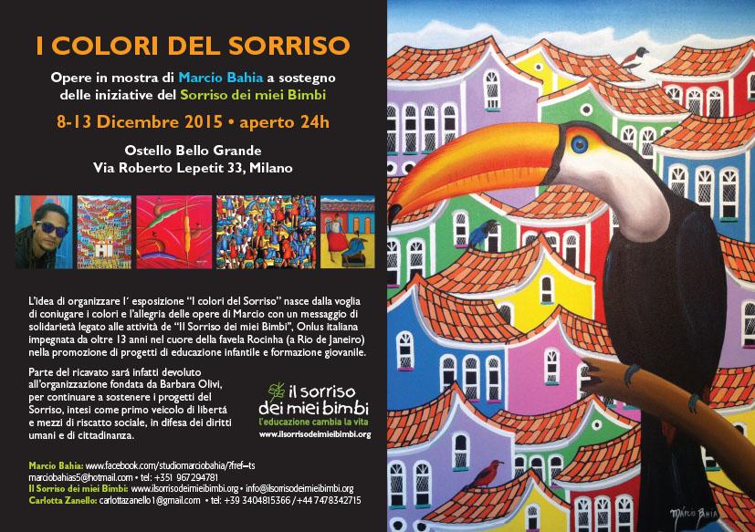 Flyer I COLORI-Milano