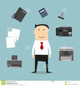 icone-di-professione-del-responsabile-o-di-segretario-67873447